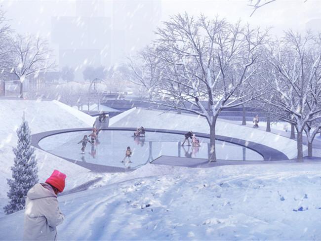北京大兴中心公园