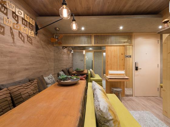 25平米开放式公寓
