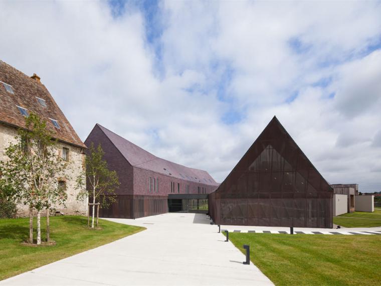 法国L'Atelier文化中心