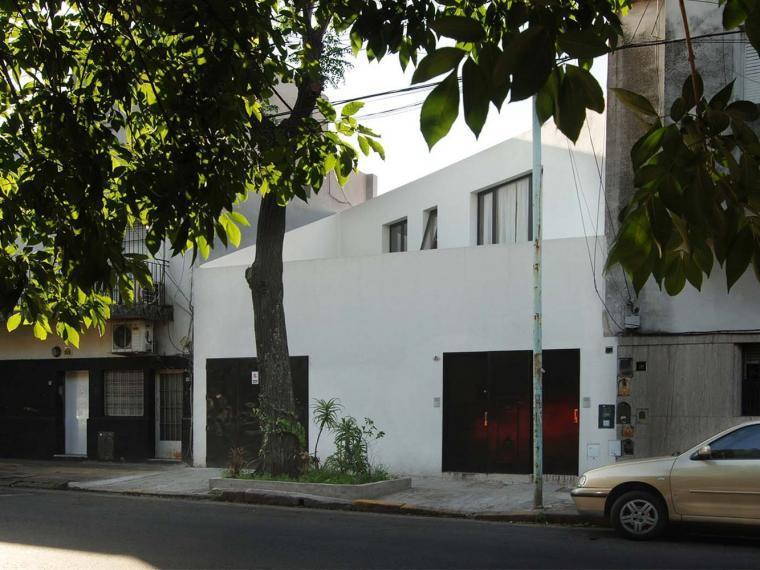 阿根廷双胞胎住宅