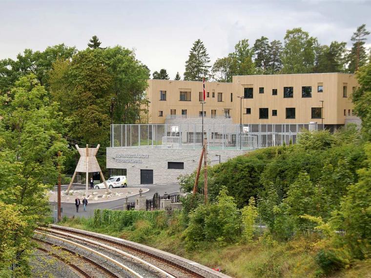 挪威Bjornsletta学校
