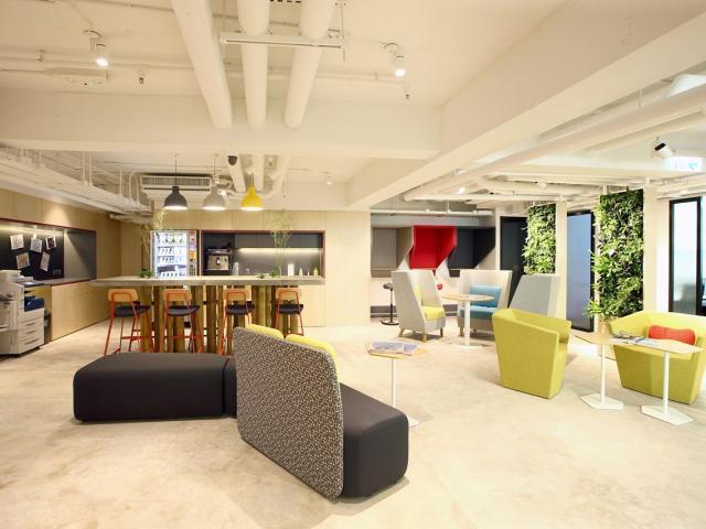 香港协同办公空间