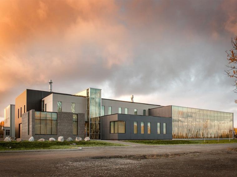 工业废料技术研发中心