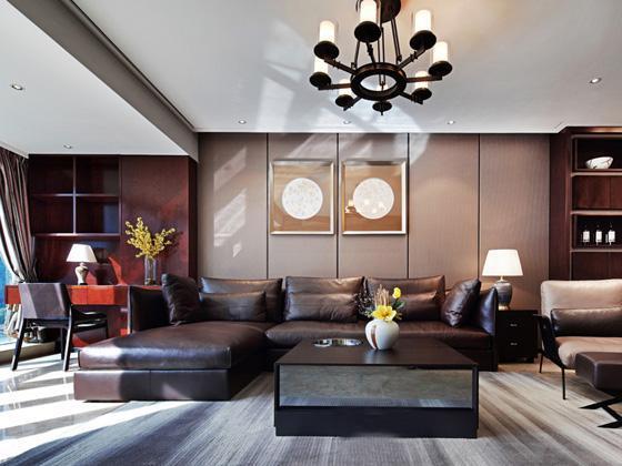 现代中式住宅空间
