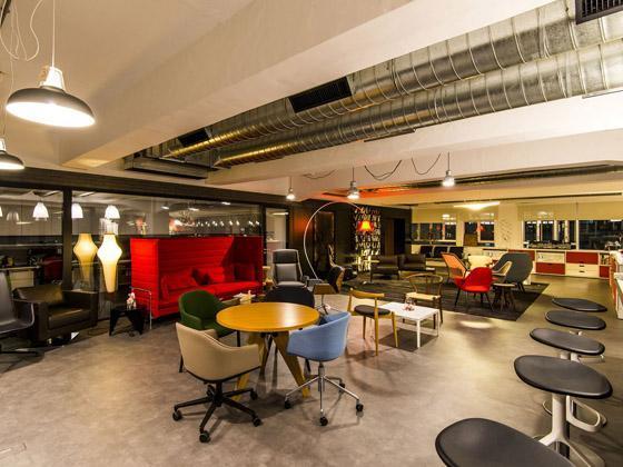 香港JEB国际公司办公室