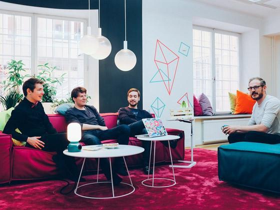 瑞典斯德哥尔摩Agigen办公室