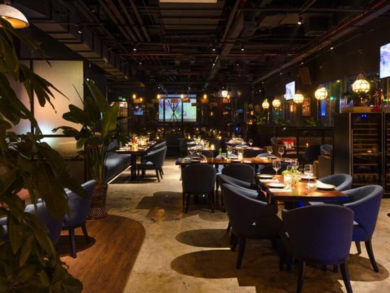 上海MARU酒吧餐厅