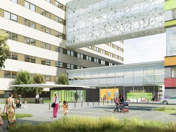 瑞典Ostra儿童医院