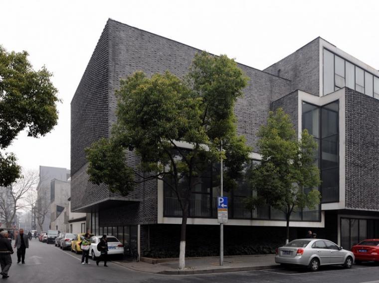 杭州中山中路综合保护建筑