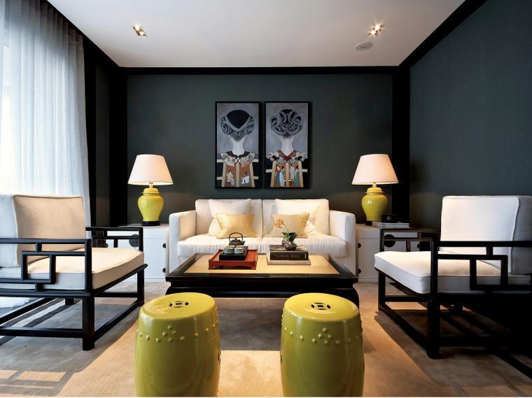 中式东南亚风格住宅