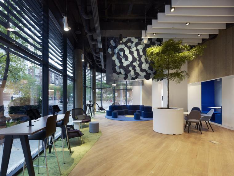 西班牙Aegon国际保险公司访客中心