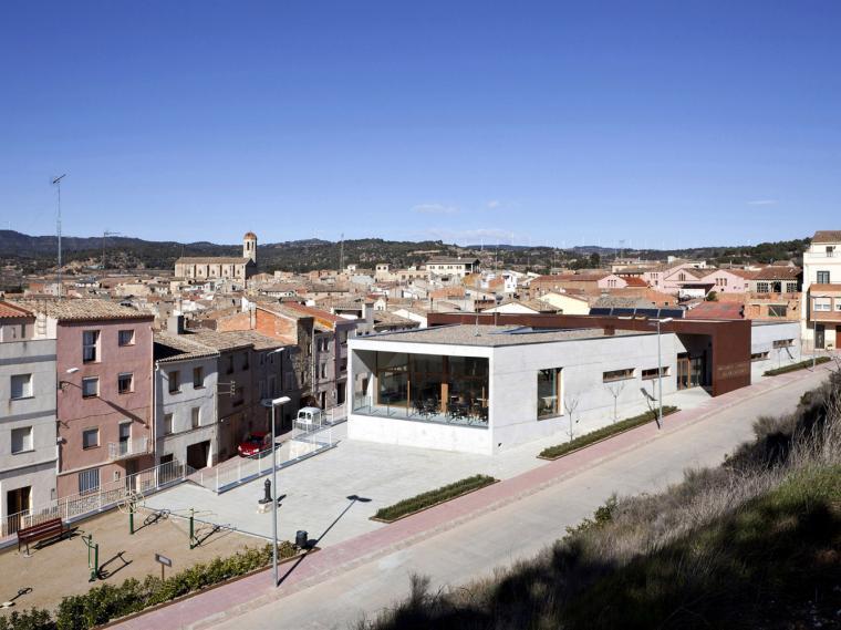 西班牙老年人中心和日间护理站