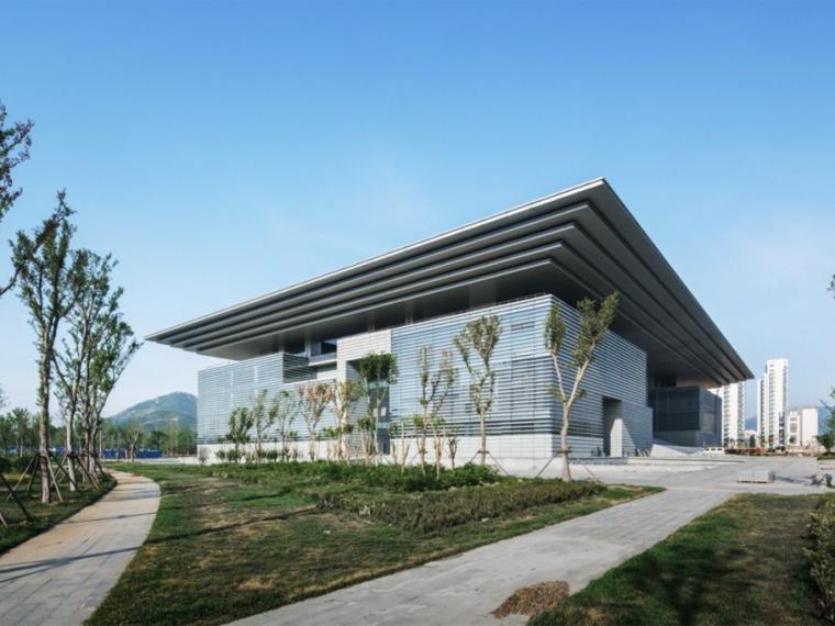 邹平规划展览馆