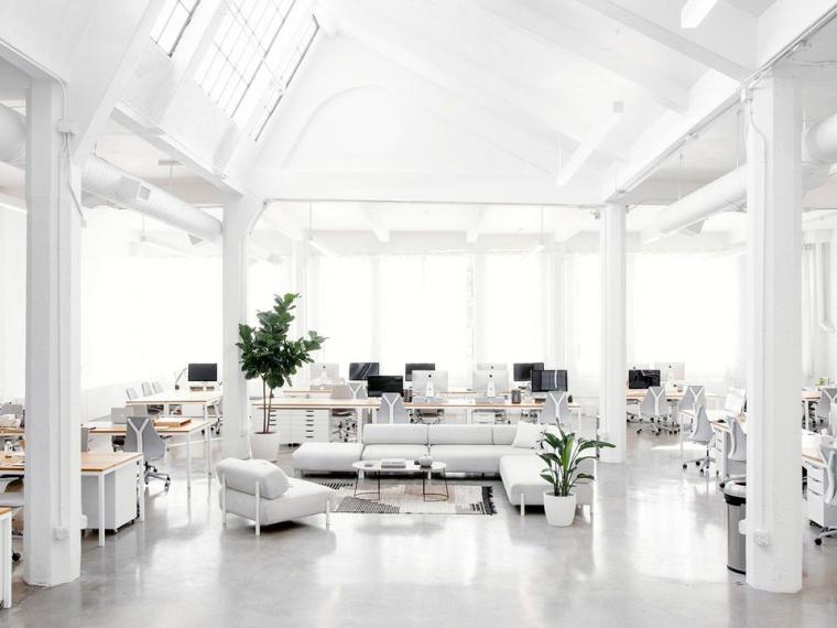 美国时尚品牌Everlane新办公室