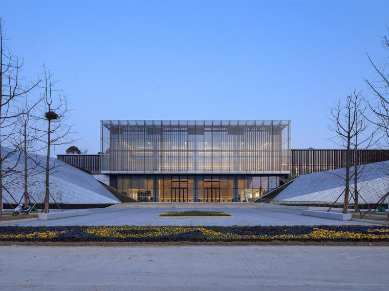 宜昌规划展览馆第1张图片