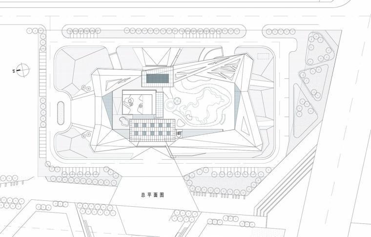 宜昌规划展览馆平面图-宜昌规划展览馆第24张图片