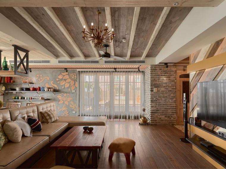 house 分类:住宅装修 内容:实景照片 图片:21张  原木风格的装修,旨在