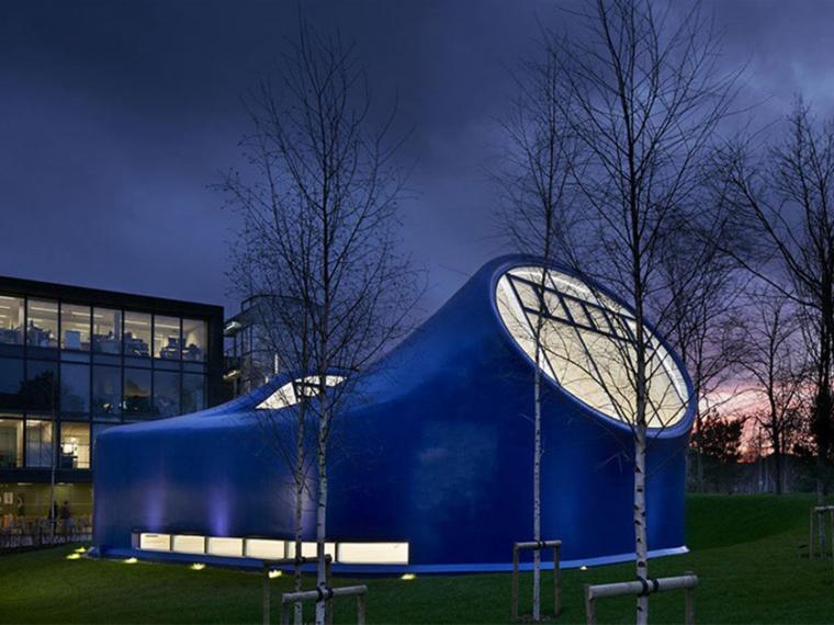 英国艺术学院Bournemouth绘画工作室