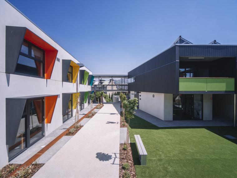 澳大利亚三圣山青年公寓及培训中心