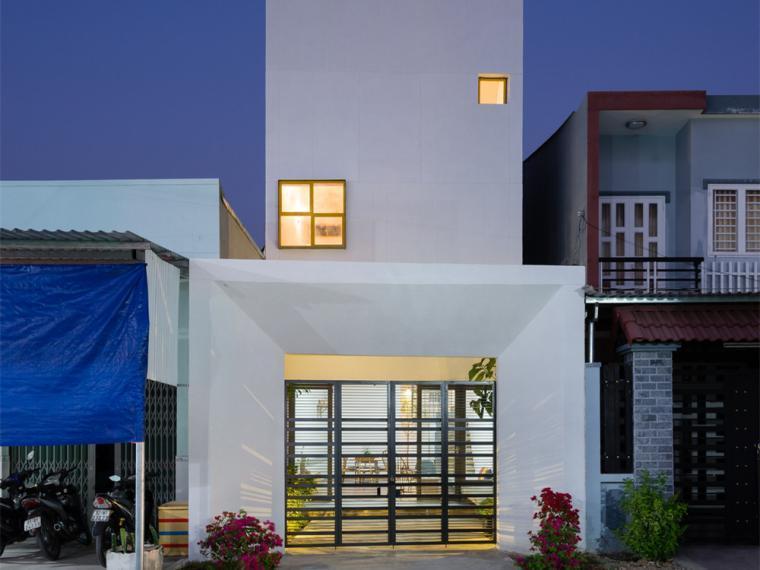 UP住宅资料下载-越南Up2绿色住宅