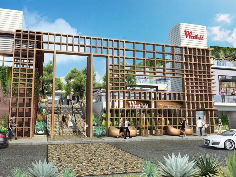 美国洛杉矶Westfield世纪城
