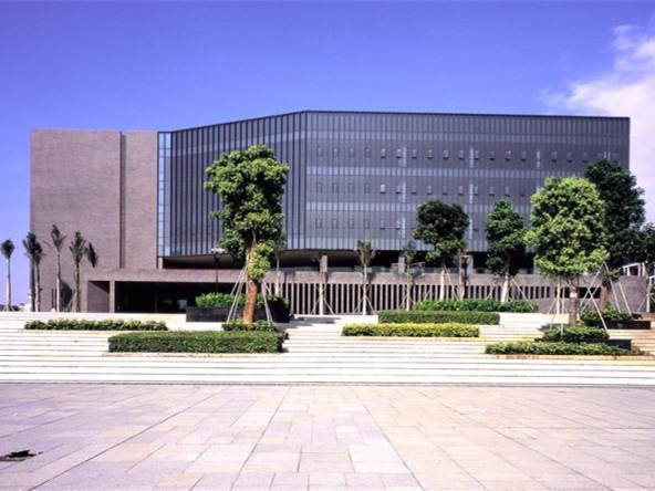 厦门华侨大学学院图书馆