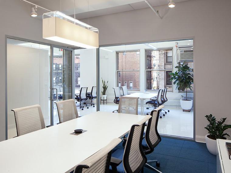 美国RRE投资公司办公室