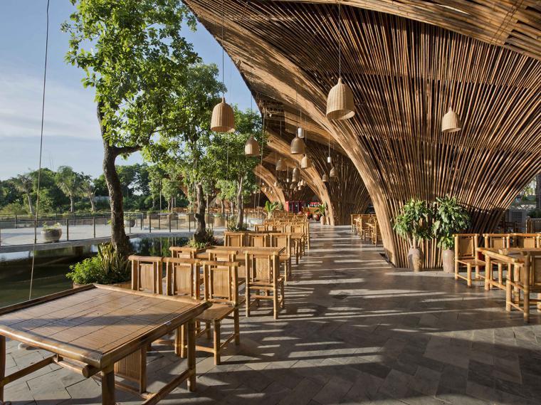 越南河内Roc Von餐厅