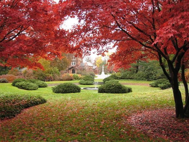 美国剑桥奥本山公墓