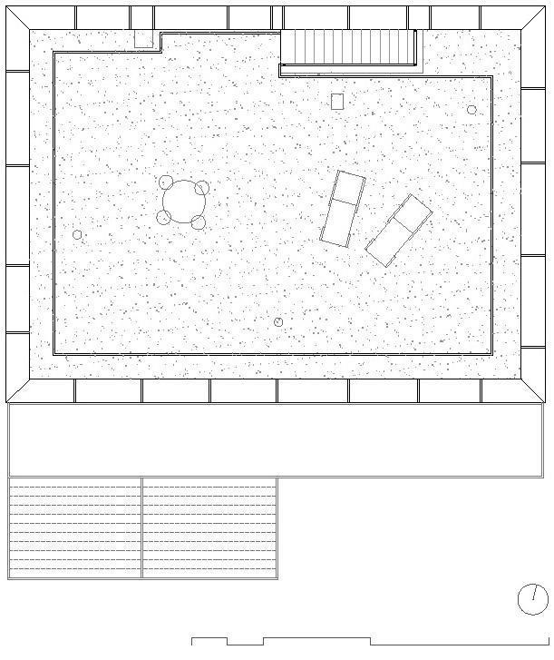 西班牙双层住宅平面图-西班牙双层住宅第17张图片