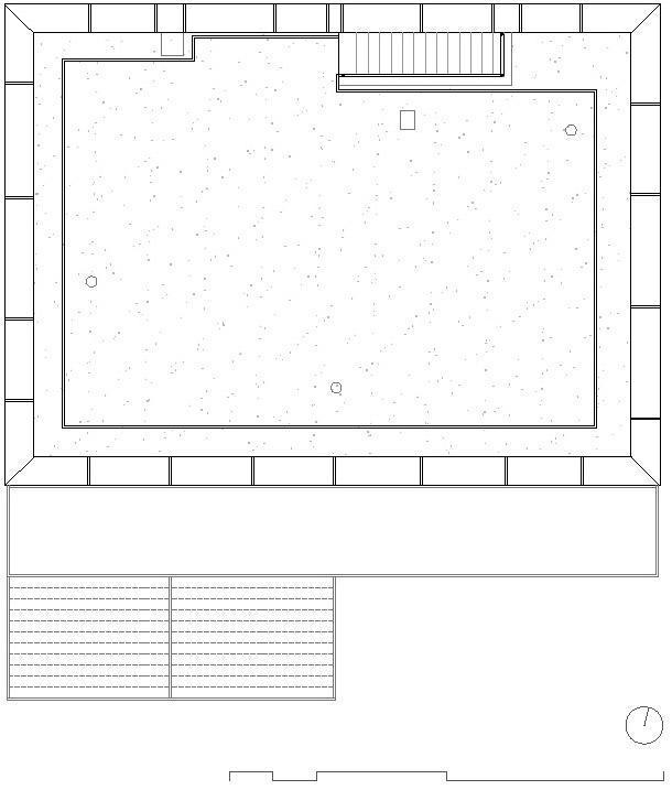 西班牙双层住宅平面图-西班牙双层住宅第18张图片