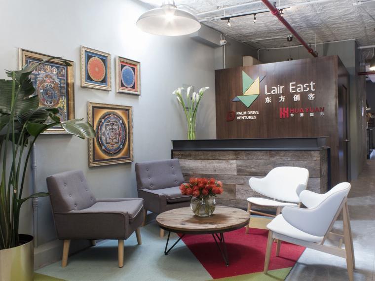 纽约Lair East联合办公空间