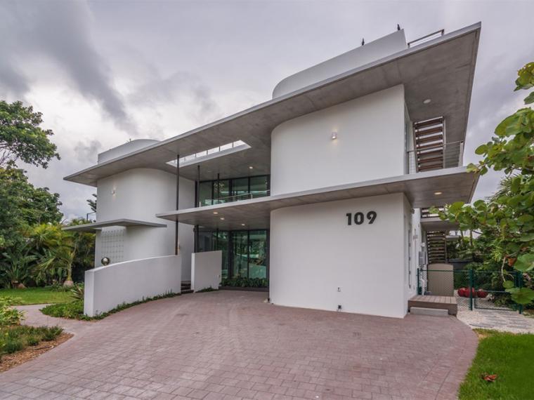 迈阿密海滩Dilido Haus别墅