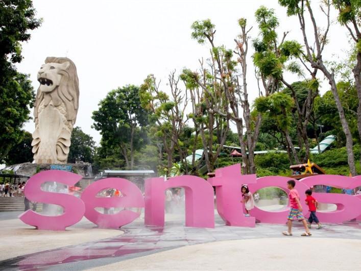 新加坡Sentosa名胜世界度假村