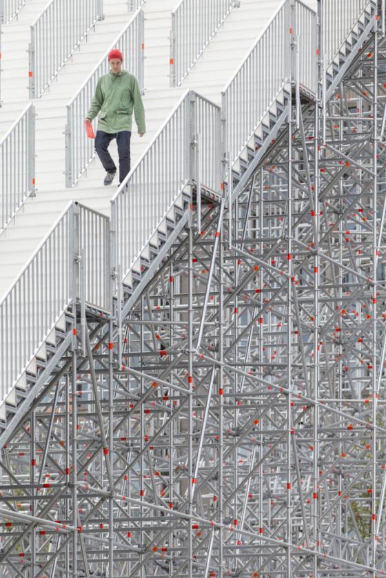 荷兰Rotterdam市中心纪念式阶梯装-荷兰Rotterdam市中心纪念式阶梯装置第20张图片