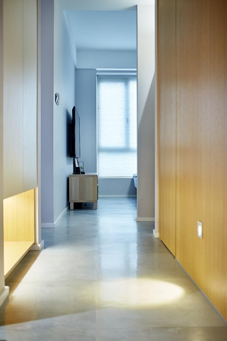 卧室门不同风格欣赏室内实景图-卧室门不同风格欣赏第14张图片