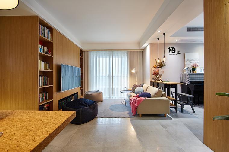 卧室门不同风格欣赏室内实景图-卧室门不同风格欣赏第13张图片