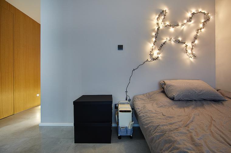 卧室门不同风格欣赏室内实景图-卧室门不同风格欣赏第17张图片
