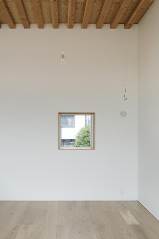 日本模块网格住宅内部实景图-日本模块网格住宅第14张图片