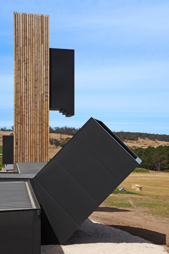 澳大利亚恶魔角品酒室和监视哨外-澳大利亚恶魔角品酒室和监视哨第6张图片