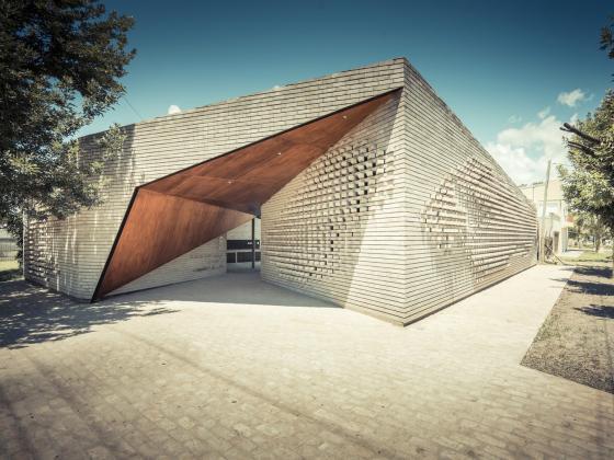 阿根廷SMF-TU医疗设施第1张图片