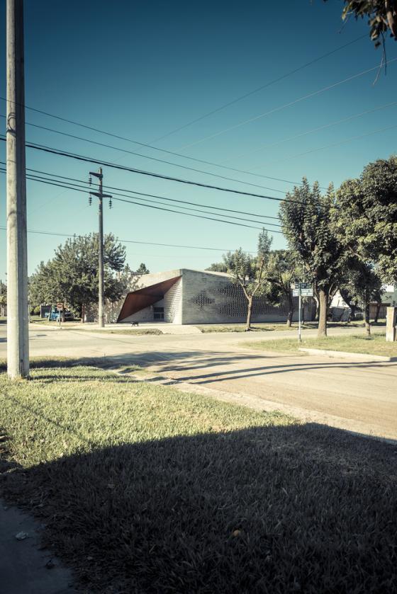 阿根廷SMF-TU医疗设施外部实景图-阿根廷SMF-TU医疗设施第2张图片
