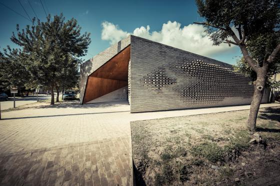 阿根廷SMF-TU医疗设施外部实景图-阿根廷SMF-TU医疗设施第3张图片