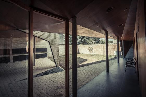 阿根廷SMF-TU医疗设施内部实景图-阿根廷SMF-TU医疗设施第11张图片