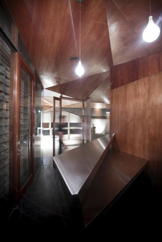 阿根廷SMF-TU医疗设施内部实景图-阿根廷SMF-TU医疗设施第12张图片
