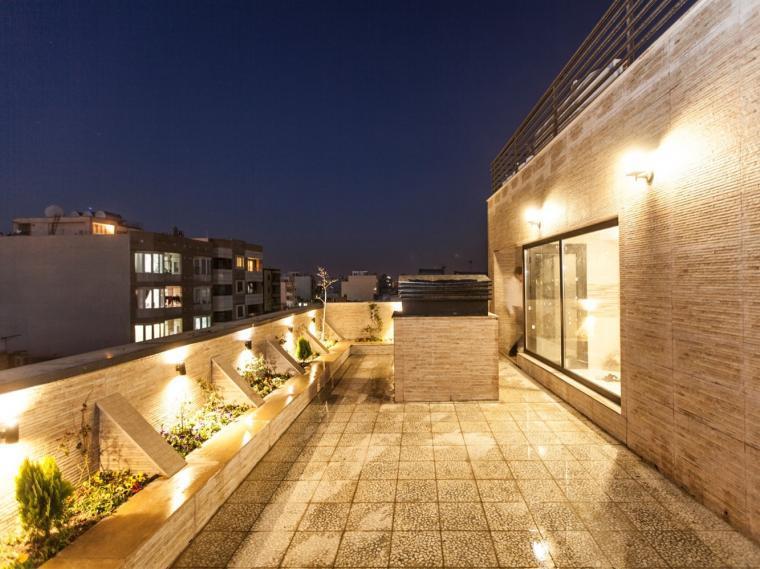 UP住宅资料下载-伊朗伊斯法罕第二住宅