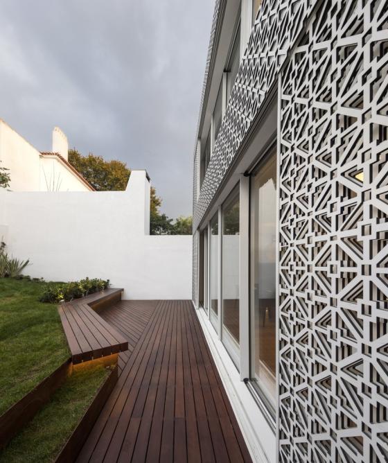 葡萄牙雷斯特洛住宅外部实景图-葡萄牙雷斯特洛住宅第4张图片