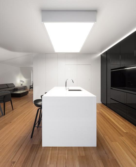 葡萄牙雷斯特洛住宅内部实景图-葡萄牙雷斯特洛住宅第10张图片