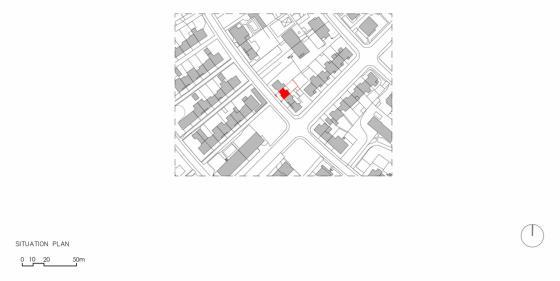 葡萄牙雷斯特洛住宅平面图-葡萄牙雷斯特洛住宅第19张图片