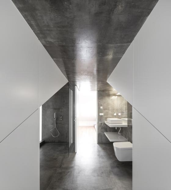 葡萄牙雷斯特洛住宅内部实景图-葡萄牙雷斯特洛住宅第18张图片